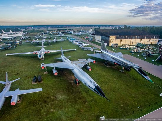Central Air Force Museum, Monino, Russia, photo 10