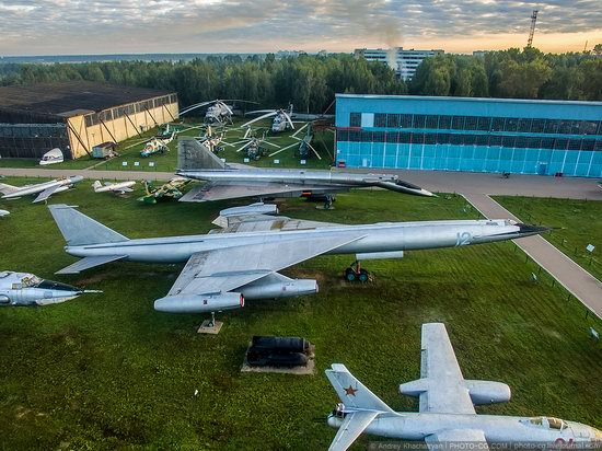 Central Air Force Museum, Monino, Russia, photo 11