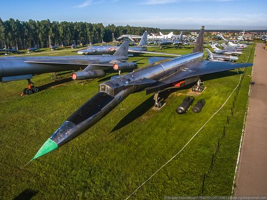 Central Air Force Museum, Monino, Russia, photo 12