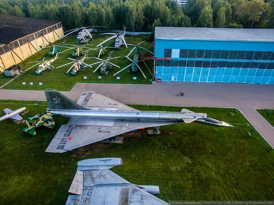 Central Air Force Museum, Monino, Russia, photo 13
