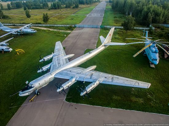Central Air Force Museum, Monino, Russia, photo 15