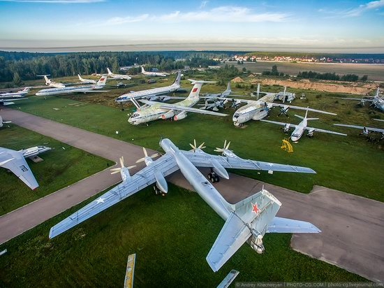 Central Air Force Museum, Monino, Russia, photo 16