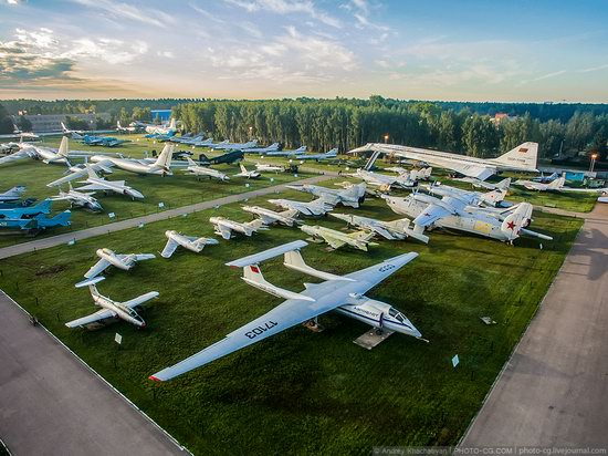 Central Air Force Museum, Monino, Russia, photo 17