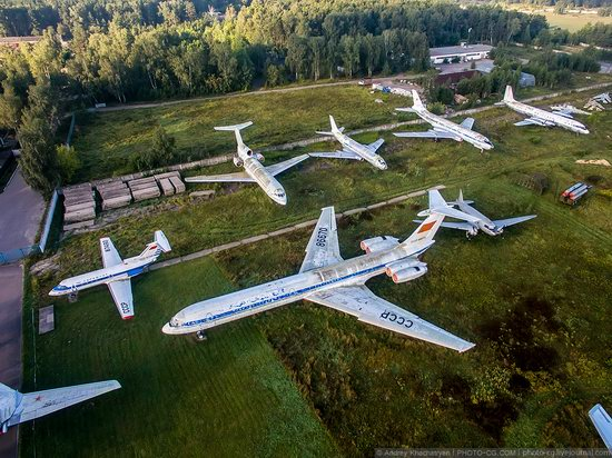 Central Air Force Museum, Monino, Russia, photo 18