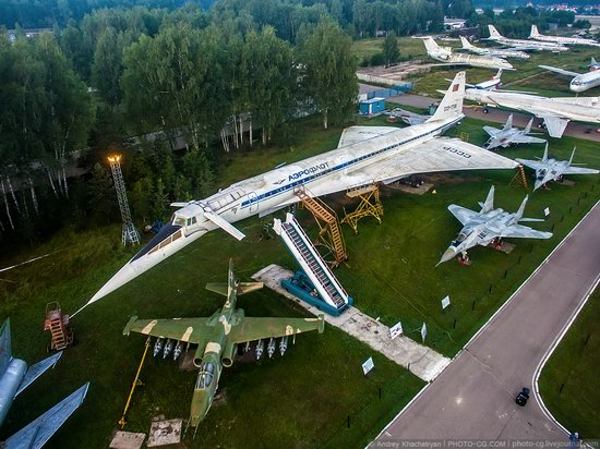 Central Air Force Museum, Monino, Russia, photo 2