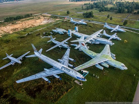 Central Air Force Museum, Monino, Russia, photo 20