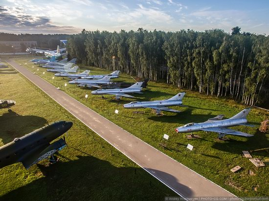 Central Air Force Museum, Monino, Russia, photo 21