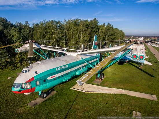 Central Air Force Museum, Monino, Russia, photo 22
