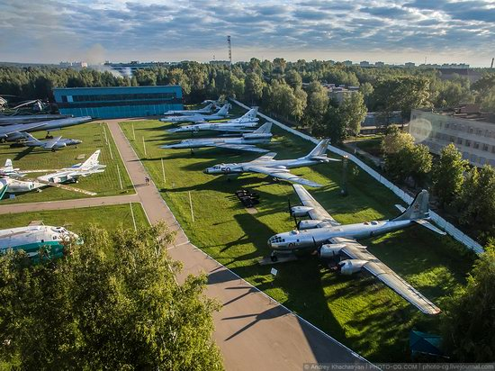 Central Air Force Museum, Monino, Russia, photo 23