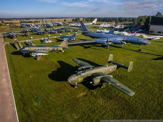 Central Air Force Museum, Monino, Russia, photo 25