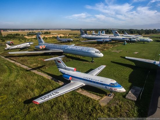 Central Air Force Museum, Monino, Russia, photo 26