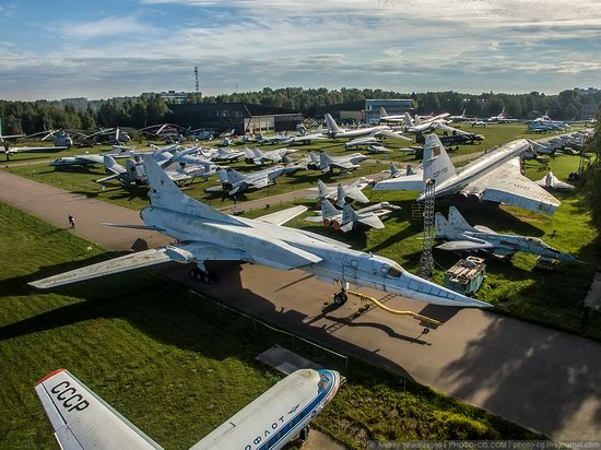Central Air Force Museum, Monino, Russia, photo 27