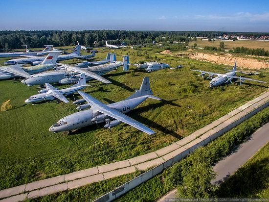 Central Air Force Museum, Monino, Russia, photo 28