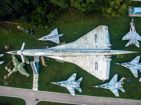 Central Air Force Museum, Monino, Russia, photo 3