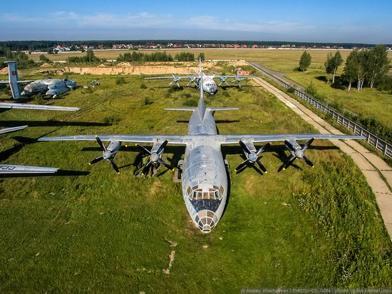 Central Air Force Museum, Monino, Russia, photo 31