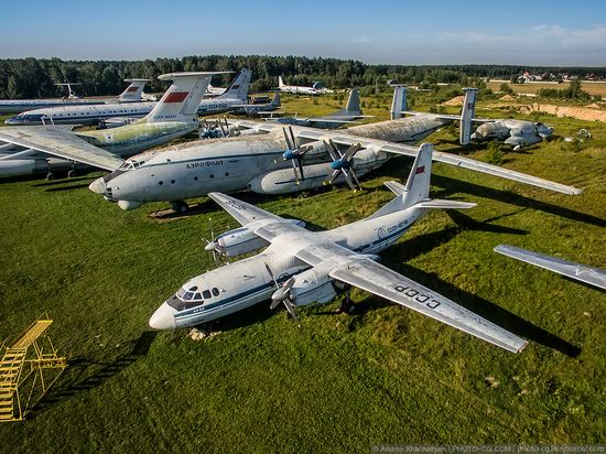 Central Air Force Museum, Monino, Russia, photo 32