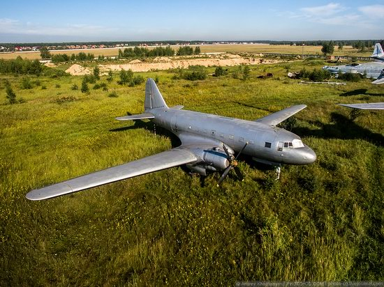 Central Air Force Museum, Monino, Russia, photo 34