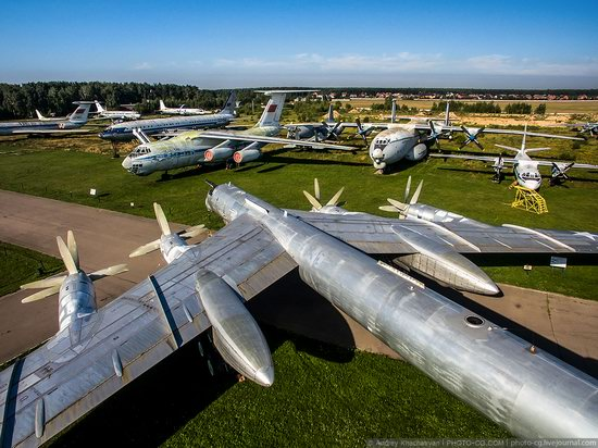 Central Air Force Museum, Monino, Russia, photo 35