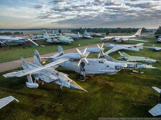 Central Air Force Museum, Monino, Russia, photo 5