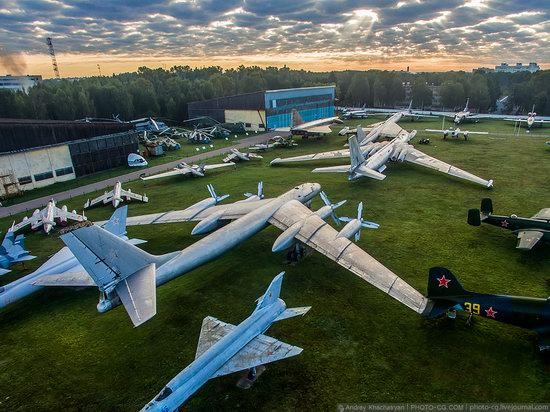 Central Air Force Museum, Monino, Russia, photo 6