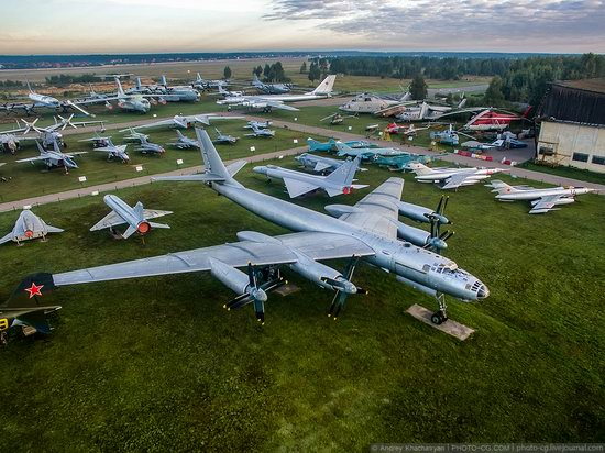 Central Air Force Museum, Monino, Russia, photo 7