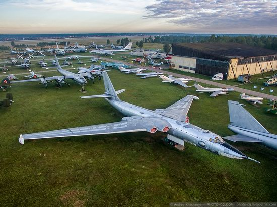 Central Air Force Museum, Monino, Russia, photo 8