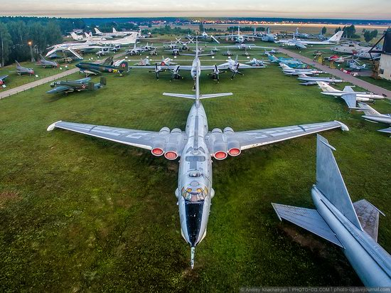 Central Air Force Museum, Monino, Russia, photo 9