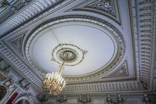 The Interiors of the Winter Palace, St. Petersburg, Russia, photo 10