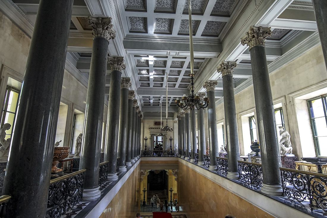 The Interiors of the Winter Palace · Russia Travel Blog