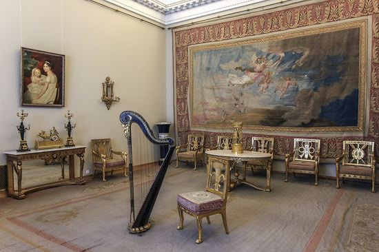 The Interiors of the Winter Palace, St. Petersburg, Russia, photo 15