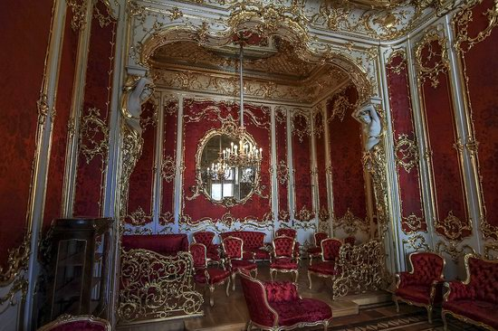 The Interiors of the Winter Palace, St. Petersburg, Russia, photo 29