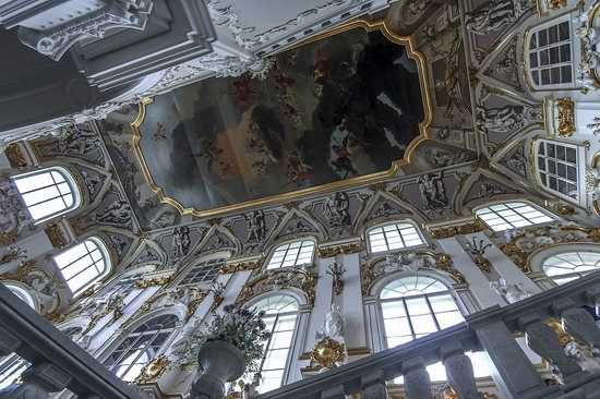 The Interiors of the Winter Palace, St. Petersburg, Russia, photo 6