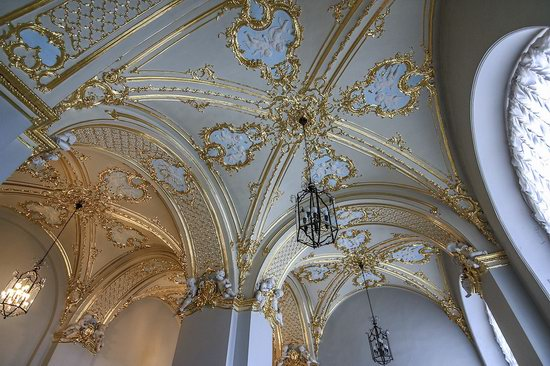 The Interiors of the Winter Palace, St. Petersburg, Russia, photo 8