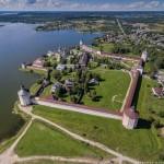 Kirillo-Belozersky Monastery – the largest monastery in Europe