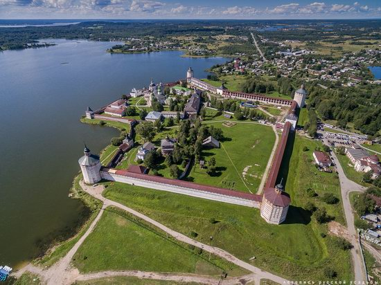 Kirillo-Belozersky Monastery, Vologda region, Russia, photo 1