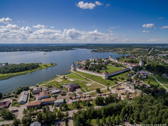 Kirillo-Belozersky Monastery, Vologda region, Russia, photo 2