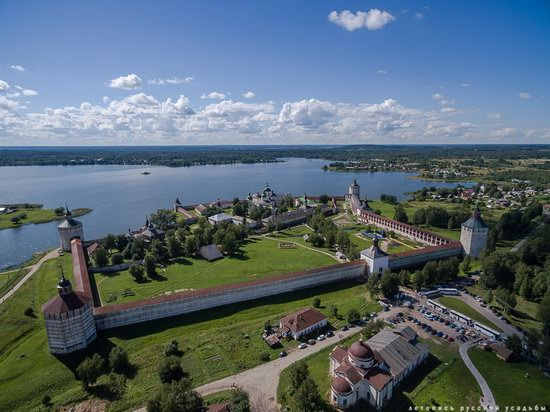 Kirillo-Belozersky Monastery, Vologda region, Russia, photo 3