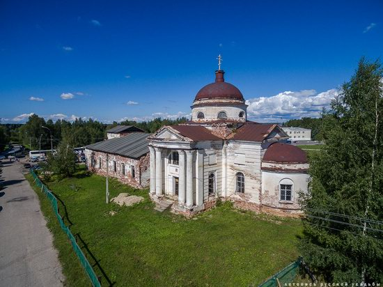 Kirillo-Belozersky Monastery, Vologda region, Russia, photo 4