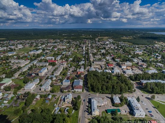 Kirillo-Belozersky Monastery, Vologda region, Russia, photo 7