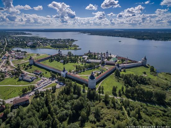 Kirillo-Belozersky Monastery, Vologda region, Russia, photo 8