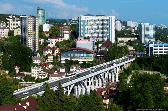 Sochi from above, Russia, photo 10