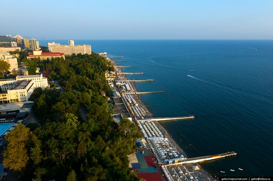 Sochi from above, Russia, photo 17