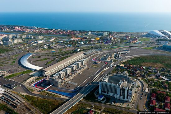 Sochi from above, Russia, photo 24