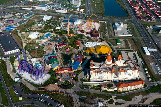 Sochi from above, Russia, photo 25