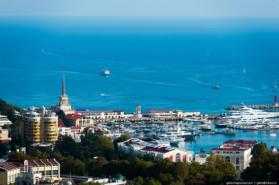 Sochi from above, Russia, photo 28
