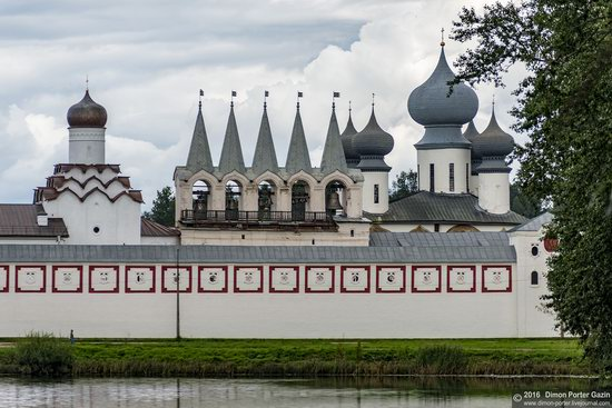 Tikhvin Assumption Monastery, Russia, photo 1