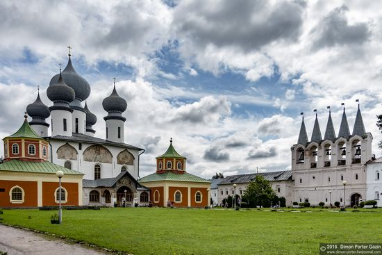 Tikhvin Assumption Monastery, Russia, photo 12