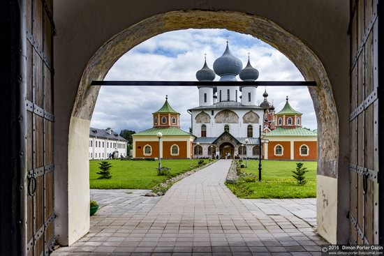 Tikhvin Assumption Monastery, Russia, photo 13