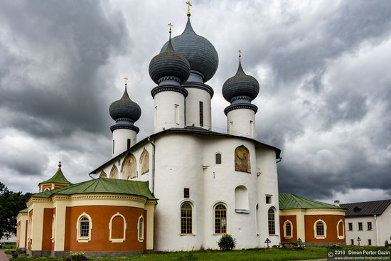 Tikhvin Assumption Monastery, Russia, photo 14
