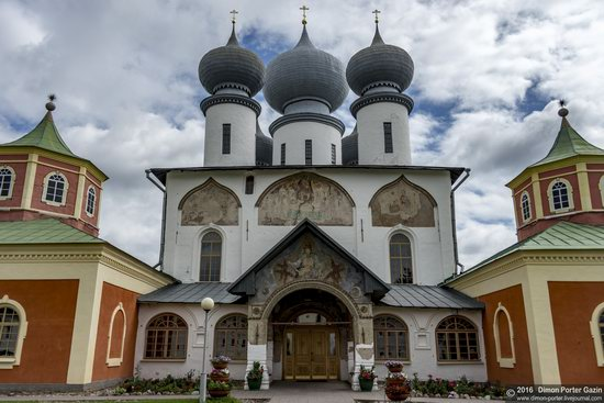 Tikhvin Assumption Monastery, Russia, photo 17